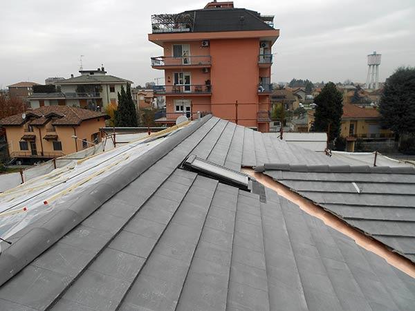 Rifacimento tetto busto arsizio castellanza - Costo intonaco interno al mq ...